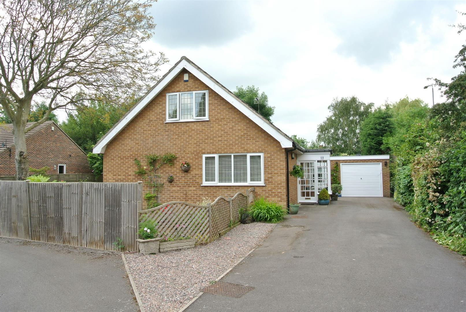 4 Bedrooms Detached House for sale in Barratt Crescent, Attenborough